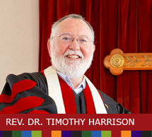 Rev. Dr. Timothy Harrison