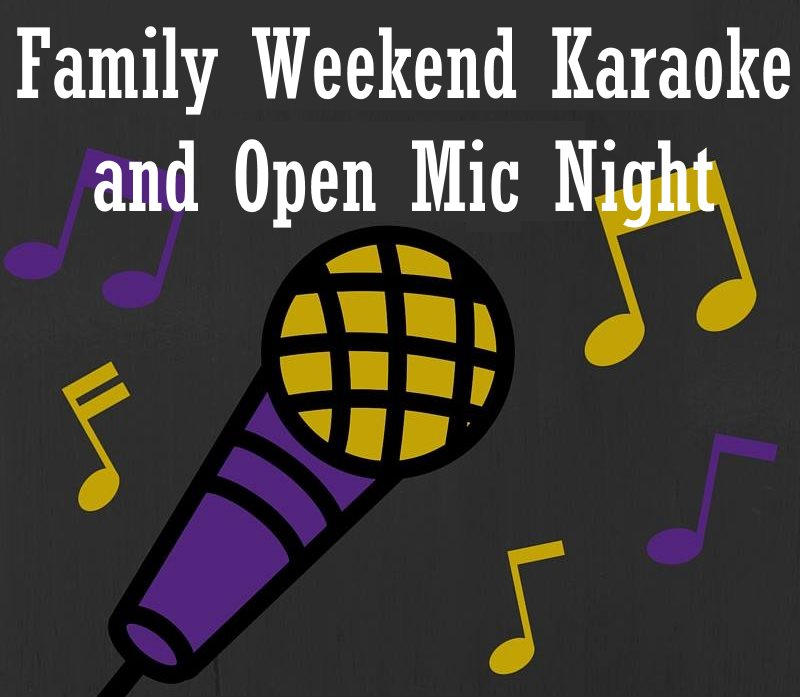 Karaoke and Open Mic with Jason LeVassuer
