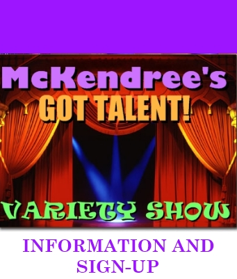 McKendree's Got Talent Logo