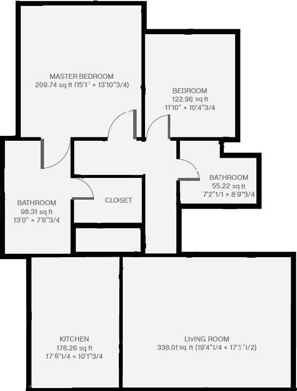 McKendree West Floor Plan