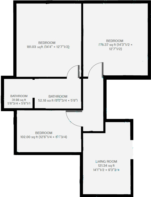 The Suites Floor Plan