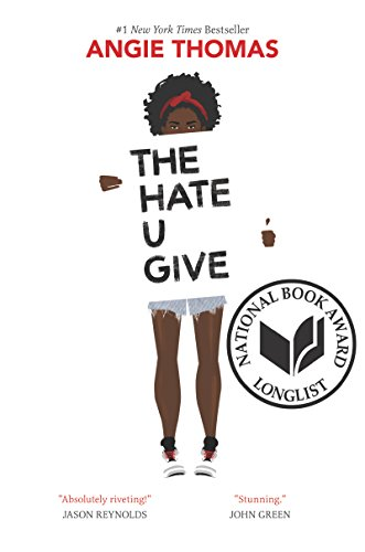 Book Cover - The Hate You Give