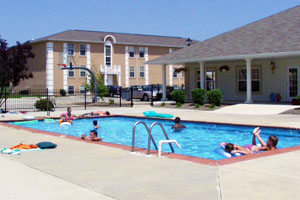 Campus Housing McKendree University - University west apartments ames