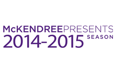 McKendree Presents 2014-15 Season