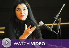 Marjane Satrapi: Distinguished Speaker Series
