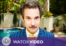 Paul F. Tompkins: Distinguished Speaker Series