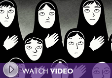 Persepolis (2007): Film Art Series
