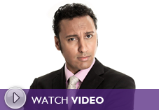 Aasif Mandvi: Distinguished Speaker Series