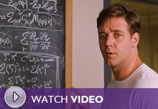A Beautiful Mind (2001): Film Art Series