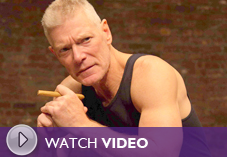 Play Beyond Glory with Stephen Lang Video