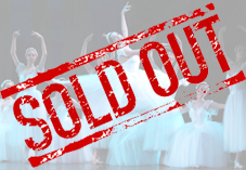Russian National Ballet Theatre: Chopiniana / Romeo and Juliet - SOLD OUT!