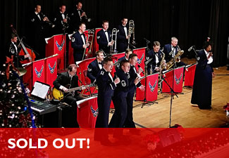 United States Air Force Band Of Mid America Sold Out