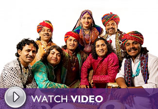 Play the Dhoad Gypsies of Rajasthan Video