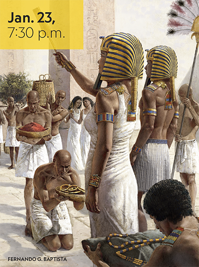 Play the Dr. Kara Cooney, Egyptologist: When Women Ruled the World Video