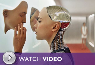 Play the Ex Machina (2014) Video Trailer