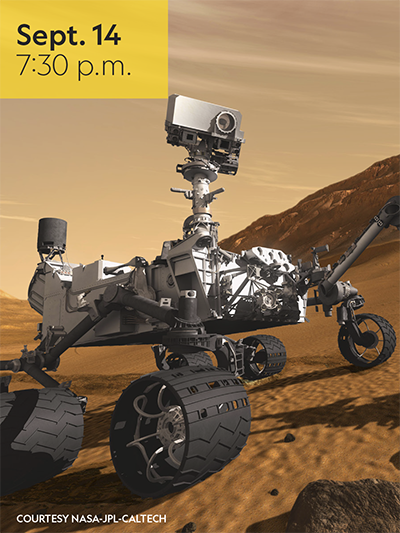 Play the Kobie Boykins, NASA Engineer: Exploring Mars Video