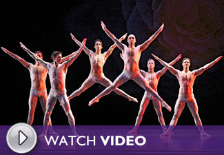 Play the Paul Taylor Dance Company Video