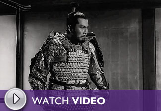 Play the Throne of Blood (1957) Video Trailer