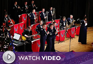 Play the United States Air Force Band of Mid-America Video