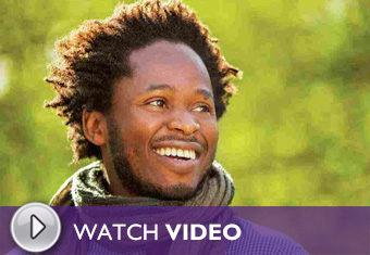 Play the Ishmael Beah Video