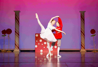 The Hett and State Street Dance Company co-present: The Nutcracker