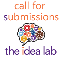 Call for Submissions for the Idea Lab
